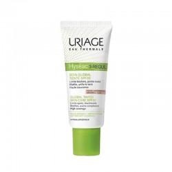 URIAGE HYSEAC 3-REGUL CUIDADO GLOBAL COLOR SPF30 40 ml