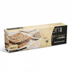 SIKEN DIET MINI BREAD 8 REBANADAS