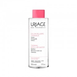 URIAGE AGUA MICELAR THERMALE PIELES SENSIBLES 500ml