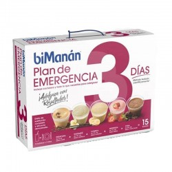 BIMANAN BE SLIM PLAN DE EMERGENCIA 3 DIAS