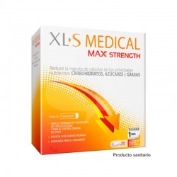 XLS MEDICAL MAX STREGTH 120 COMP