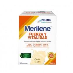 MERITENE BATIDO VAINILLA 15 SOBRES