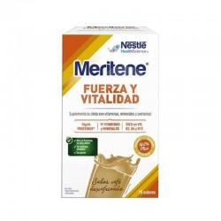 MERITENE BATIDO CAFE DESCAFEINADO 15 SOBRES