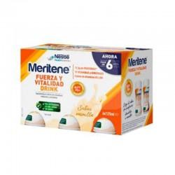 MERITENE DRINK VAINILLA 6X125 ML