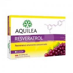 AQUILEA RESVERATROL 30 CAPSULAS