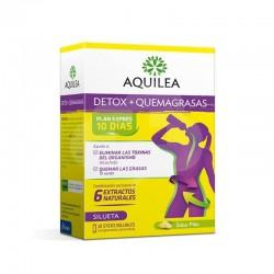 AQUILEA DETOX + QUEMAGRASA 10 STICKS