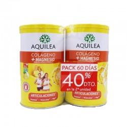 AQUILEA COLAGENO+MAGNESIO PACK 2X375G