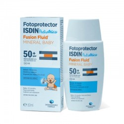 Isdin Fotoprotector SPF-50 Mineral Baby 50ml