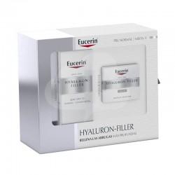 EUCERIN COFRE HYALURON FILLER  PIEL NORMAL/MIXTA CREMA DIA + NOCHE 50 ML