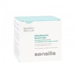 SENSILIS RESURFACING BLACK PEEL 50G