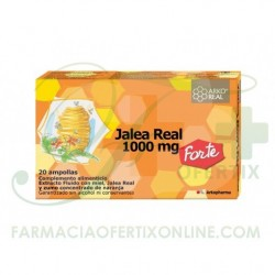 ARKOREAL JALEA REAL 1000 MG 20 AMPOLLAS