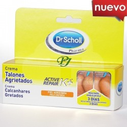Dr. Scholl Crema Talones Agrietados 60 ml
