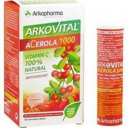 Arkovital Acerola 1000 15 Comprimidos