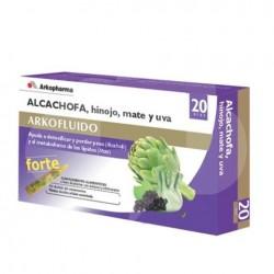 ARKOFLUIDO ALCACHOFA-HINOJO 20 AMP BEBIBLES