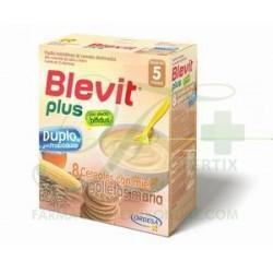 BLEVIT PLUS DUPLO 8 CEREALES GALLETAS Y MIEL 600 GR