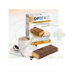 OPTIFAST BARRITAS CAPUCHINO 6 UN.