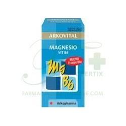 ARKOVITAL MAGNESIO VIT B6 30 CAPS